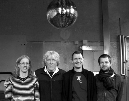 Rhys Chatham - The Bern Project